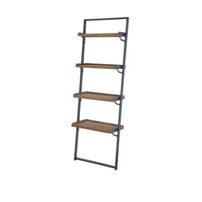 Reclaimed Teak Fendy Ladder Shelving