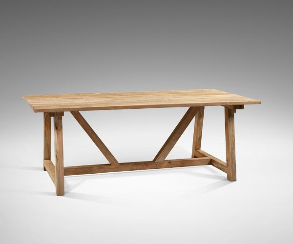 Reclaimed Teak Andreas Dining Table.