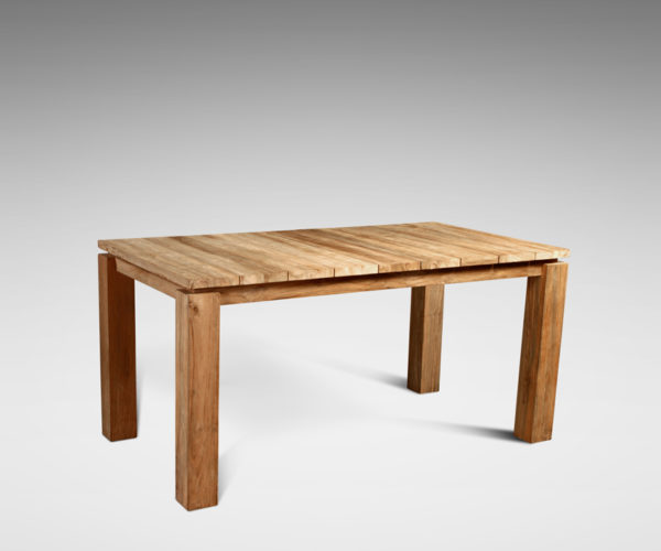 Reclaimed Teak Dining Table Fortema