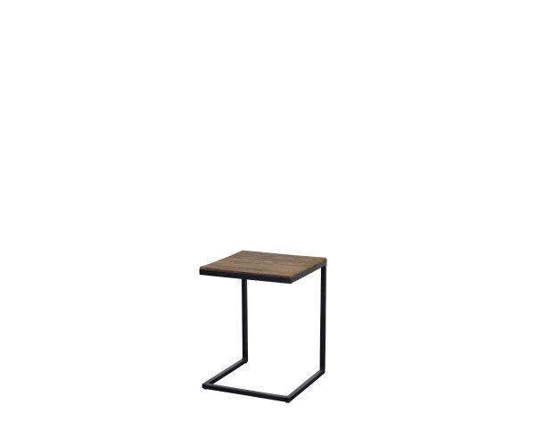 Reclaimed Teak Fendy Side Table