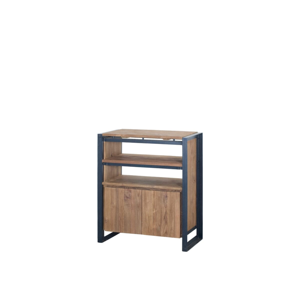 Inject Warmth Into Your Home With Reclaimed Wood Wall: D-Bodhi Fendy Sideboard (Shelf) • BluBambu