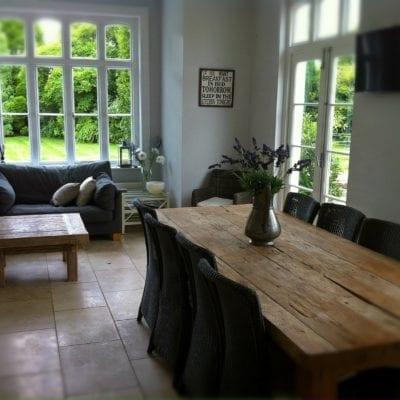 Reclaimed Teak Quatro Coffee Table