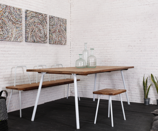 d-Bodhi Contour Dining Table