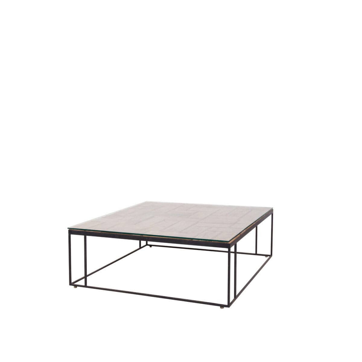 d Bodhi Mondrian Coffee Table w Glass • BluBambu