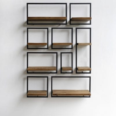 reclaimed teak Shelfmate 7