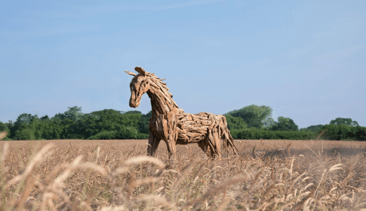 Teak Root Horse Sculpture BluBambu : reclaimed teak root horse sculpture from www.blubambu.co.uk size 1708 x 988 png 1644kB
