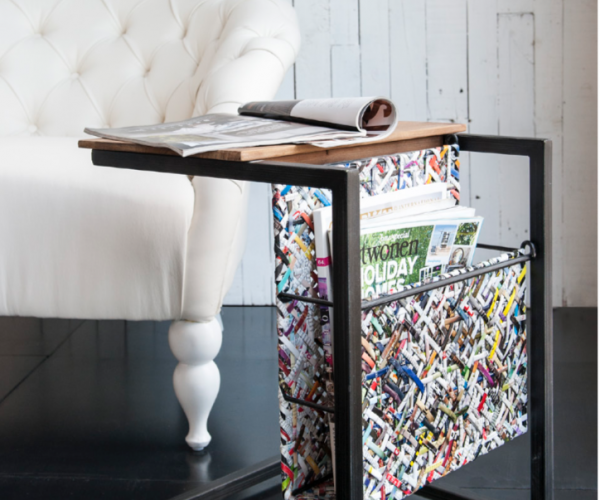 d-Bodhi Magazine Holder Side Table