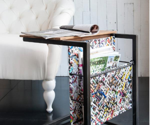 d-Bodhi Magazine Holder Side Table