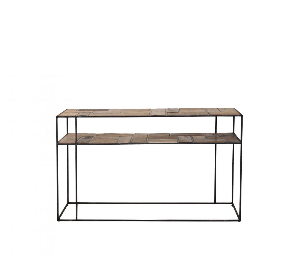 d-Bodhi Mondrian console w:shelf
