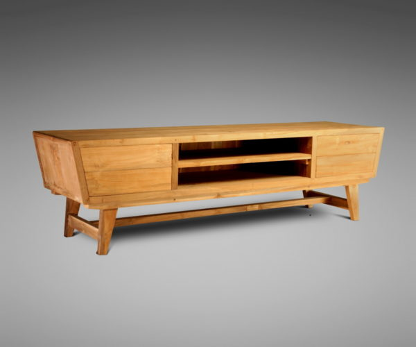 Reclaimed Teak TV Unit LENA (180x45x50cm)