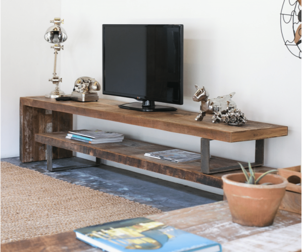 Reclaimed Teak d-bodhi Soul TV unit
