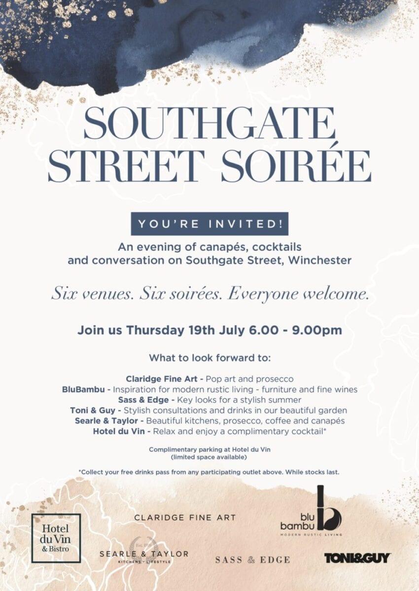Southgate Street Soiree