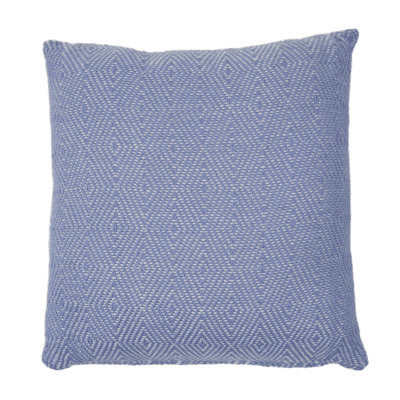 Weaver Green Cobalt Cushion