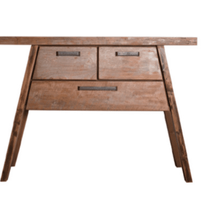 d-Bodhi Soul Console Table Reclaimed Teak