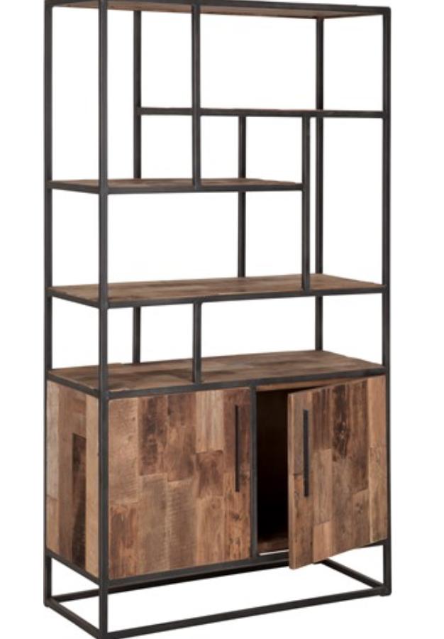 d-Bodhi Urban Bookcase 2 Doors