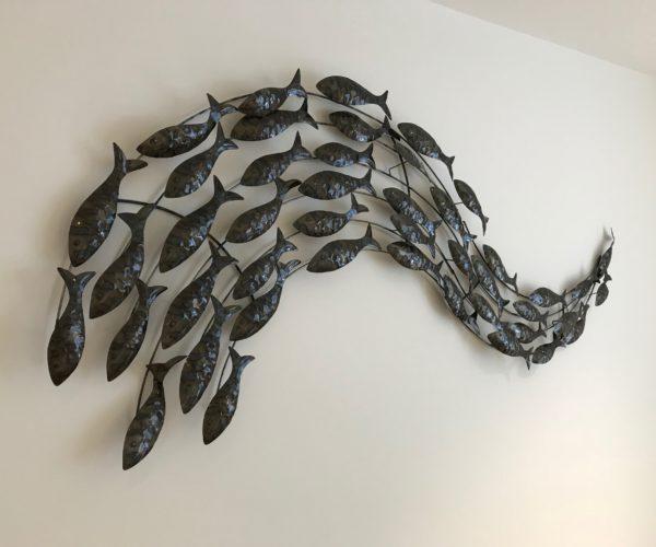 Fish Shoal 2m