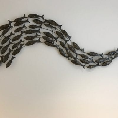 Fish Shoal 2m.