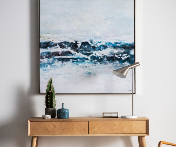 Pacific Waves Print
