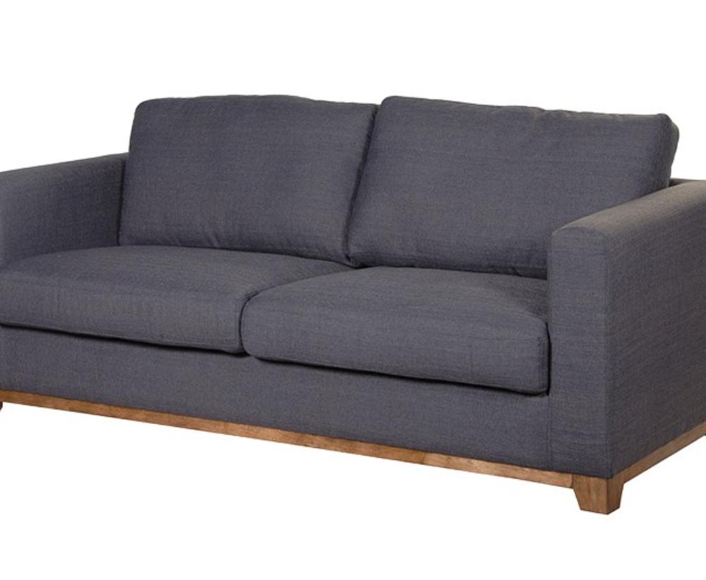 Luciano Dark Grey Sofa
