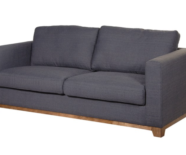 Luciano Dark Grey Sofa
