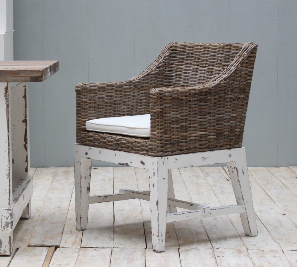 Aimann Coastal Dining Chair