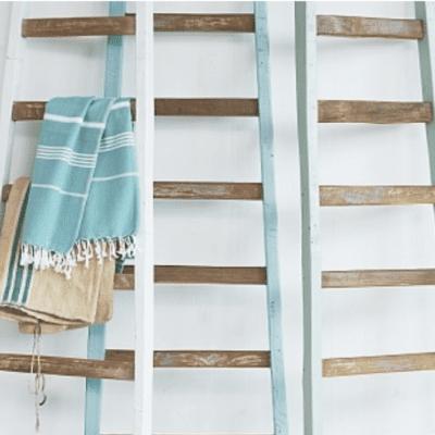 Towel Ladder & Bathroom
